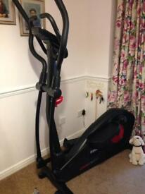 Nearly new cross trainer