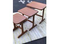 Retro Nest of Tables (@07752751518)