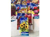 Sutton's flower seeds x 40