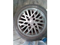 Sierra cosworth alloys sell or swap