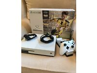 Xbox One S 500GB used ,perfect condition