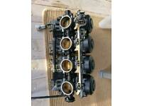 Yamaha R6 carburettors