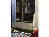 Habitat kids wardrobe