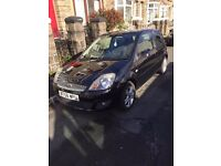 Ford Fiesta Zetec. Very low mileage! Looking for quick sale. Perfect first car or run-a-round.