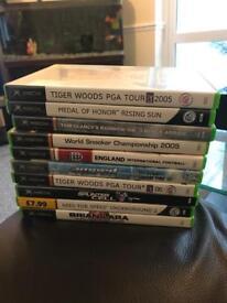 Xbox orignal games