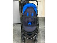 ICandy Peach 3 - Full travel system including extras