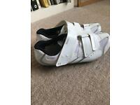 Shimano cycling shoes size 38