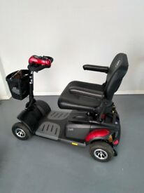 "TGA ""ZEST"" mobility scooter, as new condition"