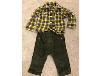Boys zara outfit