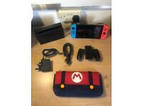 Nintendo switch £200