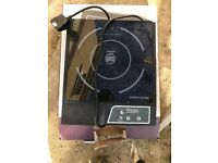 plug in induction hob (single) FREE