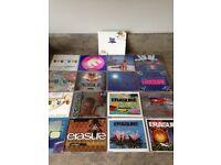 ERASURE. JOB LOT OF 17 CD SINGLES.