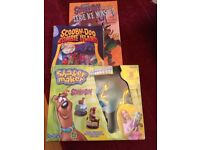 Scoobie doo bundle or individual items can be purchased