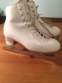 Figure Ice Skates size 2