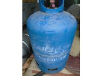 CALOR GAS LARGE BOTTLE BLUE AND FULL