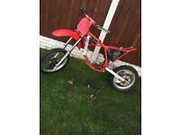 1993 Honda cr80 Project / abandoned project spares repair
