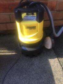 Karcher water pump sdp 7000