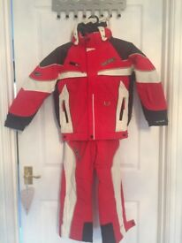 West Beach ski suit