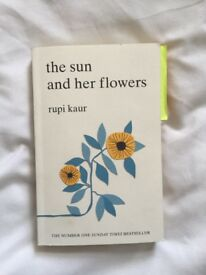 THE SUN AND HER FLOWERS- RUPI KAUR