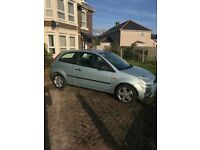 Ford Fiesta 04 plate