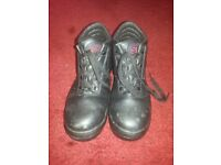 Safety Boots - Size 8