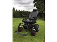All Terrain Quantum Electric Mobility Power Wheelchair