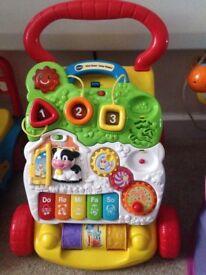 MUST GO!!! Kids toy walker!!