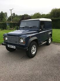 2009 Land Rover Defender 90