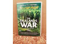 DVD Falklands War Documentary