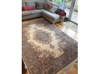 Rug - traditional wool Persian style - large (3m x 2m)