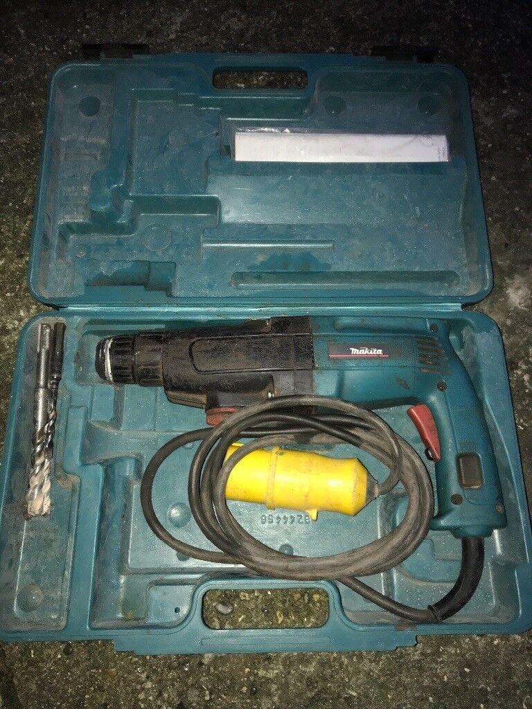 Makita 110v Hammer Drill