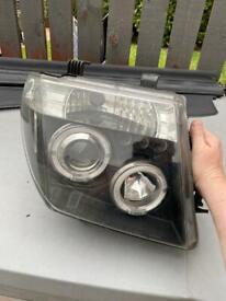 Nissan Navara Headlight