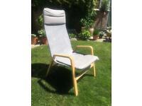 IKEA Chair Pale Grey