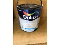 Approx 2L of Pebble Shore Dulux paint FREE
