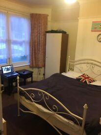 Double room to rent available to single person or couples