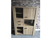 Next Oak cabinet