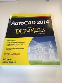 AutoCAD text book