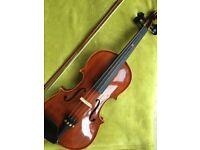 4/4 Hidersine Piacenza violin.