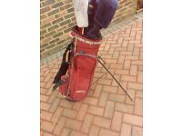 Wilson Golf Bag with Stand