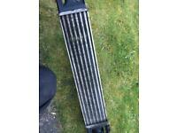 Vauxhall corsa 1.3 cdti front mounted inter cooler and pipes