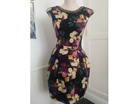 Gorgeous floral River Island dress size 8