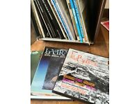 Collection of mostly classical LPs