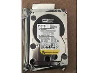 """Western Digital 2TB 3.5"""" SATA Enterprise HDD"""