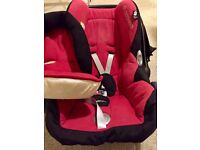 Maxi Cosi Cabriofix Red Group 0-12 months Baby Car Seat