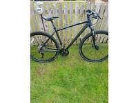 Men's hybrid mountain bike