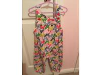 2-3 years Mini Boden dungarees
