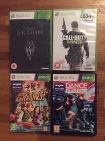 Xbox 360 games £4 each