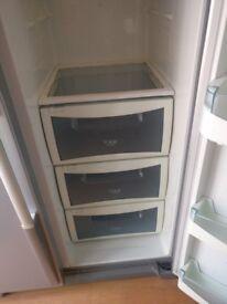 FOR SALE Daewoo high class refrgerator/freezerside byside