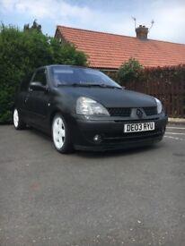 2003 Renault Clio 1.2 16v