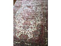 Authentic, beautiful Persian rug